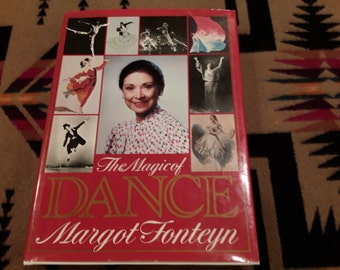 Margot Fonteyn Archive, Circa 1980.   PHOTOGRAPHS, SIGNED book, and routine used by Margot