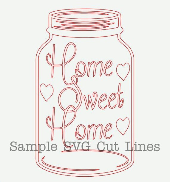 Download Free Sweet Home 3d Sweet Home 3d 4 1 Download: Home Sweet Home Svg, Dxf, Eps, Png; Mason Jar Svg, Word