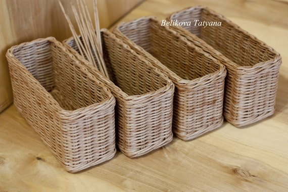 Toys R Us Hand Basket : Hand woven storage basket kitchen wicker toys