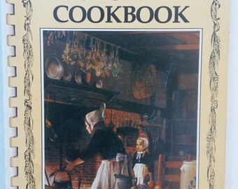 The Old Farmer's Almanac Colonial Cookbook 1976                                                        ET018