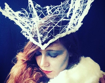 Ice queen crown