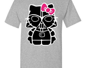Hello Kitty Darth Vader T-Shirt