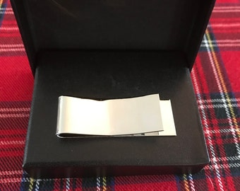 NEW FOR 2017 - Beautiful Silver Money Clip