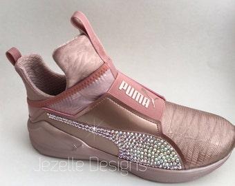 Puma Schuhe Rosegold