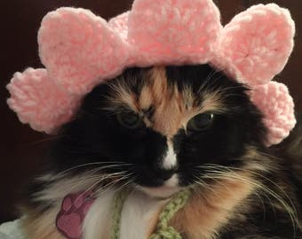 Blooming Flower Hat