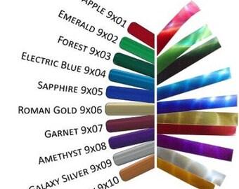 "Quilling Paper.-Mirror Foils Quilling Paper 1/8""multi color 100 strip pack"