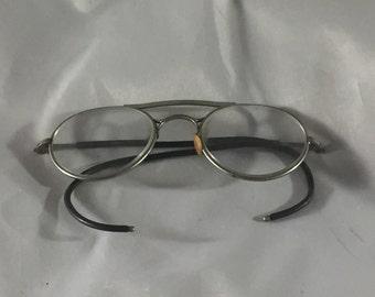 Antique Mens Eye Glasses
