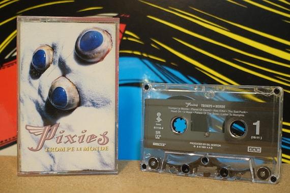 Trompe Le Monde by Pixies Vintage Cassette Tape