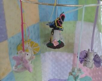 Baby mobile,dragon baby hanging mobile,baby crib set