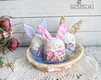 Ester bunny - Ester rabbit - Ester eggs - Egg - Ester decor - Easter Gift - easter decorations