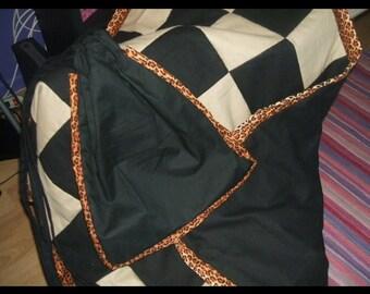 Backpack/blanket sets