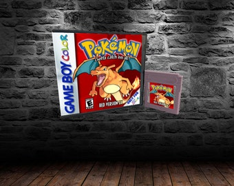 Pokemon Red DX - Updated Pokemon Classic now in Color - GBC - Pokemon Red