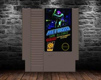 Metroid Dark Alliance - Explore a new Metroid Adventure like Never Before - NES