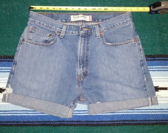 "Levis Cut Offs Measured 32"" Waist - Very clean Levis shorts for summer"