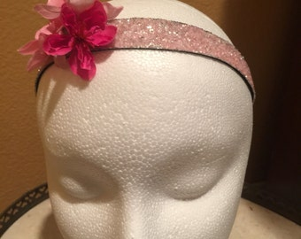 Single flower headband (choose color)