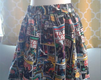 Star Wars Skirt for Kids