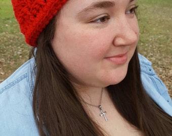 Brick Road Earwarmer headband, textured earwarmer