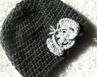 Baby hat, children's hat, baby Beanie, children's Beanie, elephant hat, elephant Beanie, winter Beanie hat, baby boy hat, baby elephant hat