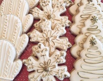 Winter Cookies - Set I