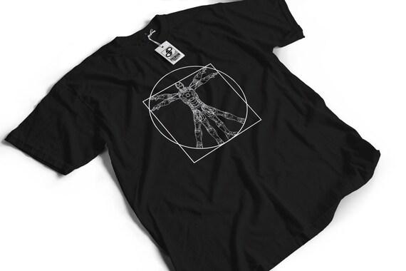 Vitruvian Iron Man T-Shirt V1
