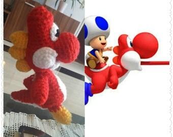 Nintendo super mario bros dino
