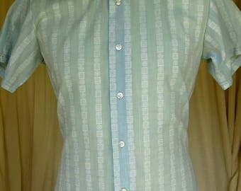 """Original 6t's shirt converted to button down with all original features 14.5"""""""