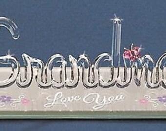 """Glass Baron Grandma, """"Love You"""""""