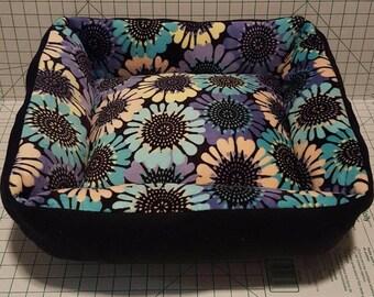Flower Medium Pet Bed