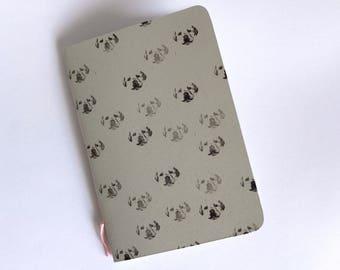 Labrador puppy notebook