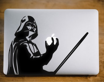 Star Wars Decal Darth Vader Decal MacBook Decal Darth Vader MacBook Decal Star Wars Macbook  Decal Star Wars Laptop Sticker Macbook Decal