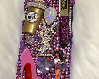 The Purple Case Cover - Iphone 7