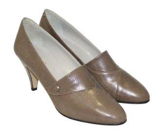 1940's Style Heels