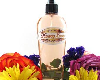Honey Love Mystical Mist , Love Spell Body Spray,