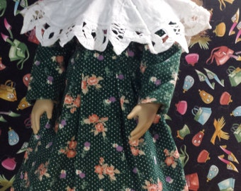 """18"""" American Girl type doll hand made fashion"""