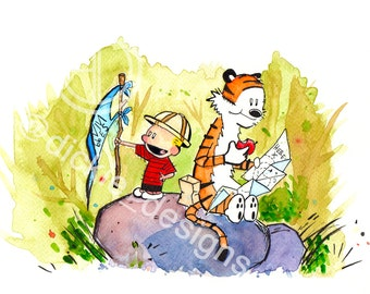 Adventure! (Calvin and Hobbes)