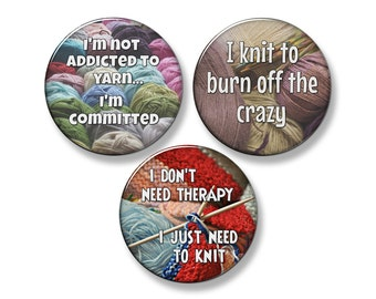 Knitting Sayings Etsy