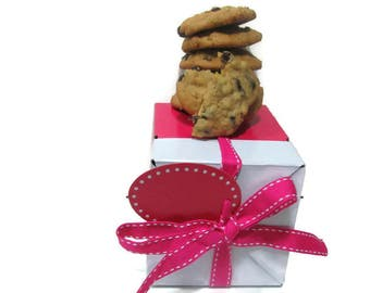 Oatmeal & Raisin Cookies For any occasion, edible snack, homemade treat,