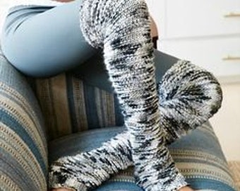 Half/full leg leg warmer warm and cozy