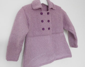 Girls jacket/cardigan, Baby girl jacket/cardigan
