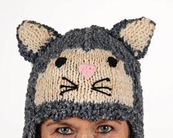 Pet-unique-funny cap in cat shape