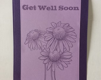 Get Well Soon Daisies