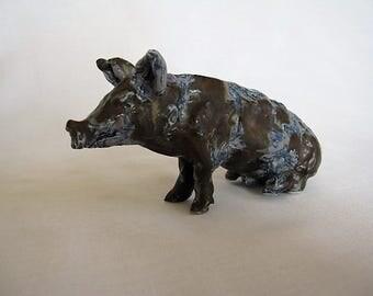 Piglet/Blue Piglet/Two Little Piggies/Ceramic Piglets