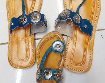 moroccan sandals, leather sandals, arabian sandals, natural spring, summer sandals, open toes sandals, traditional flipflop,women sandals