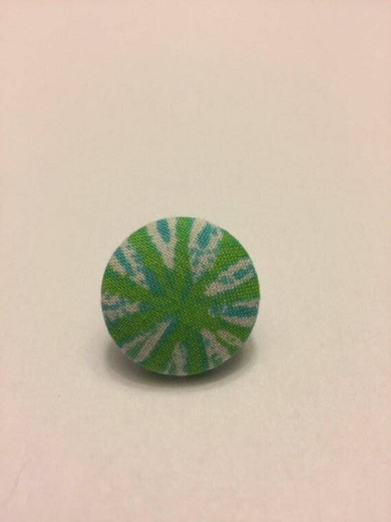 Tie Dye Pin