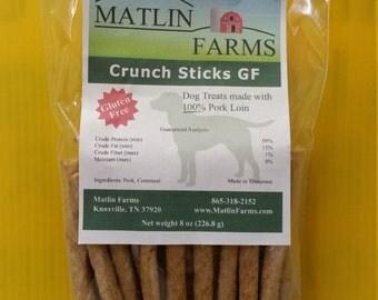 Pork Crunch Stick Dog Treats - Large bag