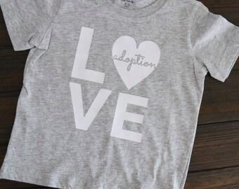 LOVE adoption.