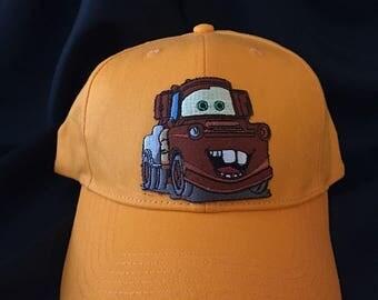 Mater Disney Character Hat