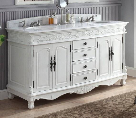 64 inch double sink bathroom vanity. Like this item  Bathroom Vanity Beckham 64 inch Double Sink