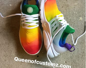 Nike Presto Multi-Color