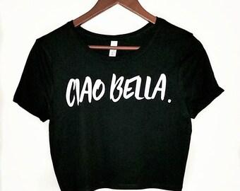 Ciao Bella Crop Top